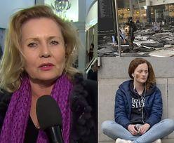 """Szapołowska o zamachach: """"Świat ociera się o zbrodnię cały czas. To bezsens"""""""