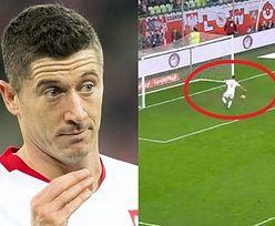 """Wygwizdany Lewandowski tłumaczy się z fatalnego występu: """"Chciałem uderzyć piłkę, a ona odbiła się od kreta"""""""