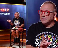 """Owsiak: """"Rock and roll to sposób na życie. Jestem w nim utopiony"""""""
