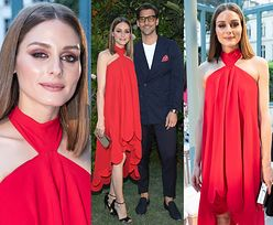 Dumna Olivia Palermo zabrała męża na pokaz Valentino