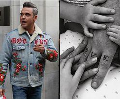 Robbie Williams został ojcem! Córkę z in vitro urodziła SUROGATKA