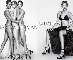 Gigi, Lily i Joan NAGO w kampanii... butów!