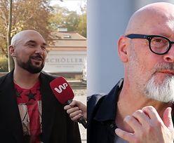 """Vega powściągliwie o """"Klerze"""": """"Cieszę się, że ludzie chodzą do kina na polskie filmy"""""""