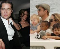 To już koniec batalii o dzieci. Angelina i Brad OSIĄGNĘLI POROZUMIENIE!
