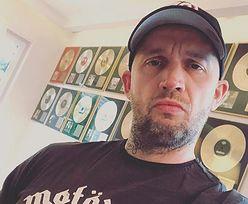 """Rychu Peja szczerze o swoim alkoholizmie: """"Pozwolił mi zrobić karierę rapera"""""""