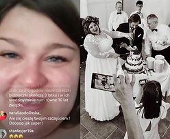 """Dominika Gwit komentuje ślub: """"Hejty mam GŁĘBOKO W DUPECZCE!"""""""
