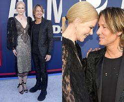 Zakochana Nicole Kidman dopinguje męża na imprezie country