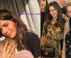 Złota Weronika Rosati świętuje urodziny w towarzystwie Joanny Kulig (FOTO)
