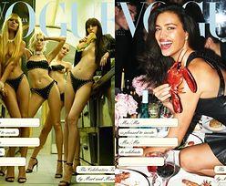 """Anja Rubik i Irina Shayk w odważnej sesji dla """"Vogue'a"""""""