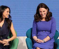 """Kate Middleton i Meghan Markle w końcu się zaprzyjaźniły? """"Rozmawiają ze sobą i piszą do siebie regularnie"""""""
