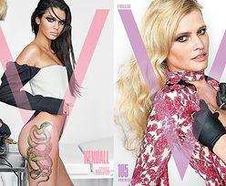 """Kendall i Lara tatuują się dla """"V Magazine"""""""