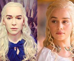 ''Gratka'' dla wielbicieli ''Gry o tron''? Muzeum figur woskowych w Dublinie pokazało sylwetkę Daenerys, która podzieliła fanów