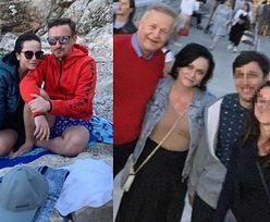 Małyszowie wybrali się na wakacje z Apoloniuszem Tajnerem. Na zdjęciach zabrakło żony trenera... (FOTO)