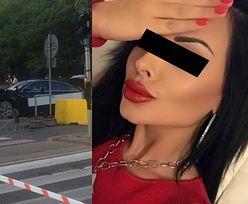 """Monika G. usłyszała zarzuty za spowodowanie wypadku! """"Miała 1,5 promila alkoholu we krwi"""" (Z OSTATNIEJ CHWILI)"""