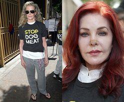 Kim Basinger i Priscilla Presley protestują przeciwko jedzeniu psów