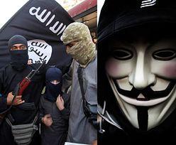 """Anonymous: """"Uniemożliwiliśmy duży atak ISIS we Włoszech"""""""