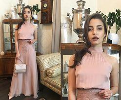 Sutki Julii Wieniawy w sukience na studniówkę (FOTO)