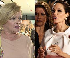 """Figura o mastektomii: """"Nie wiem, czy miałabym taką odwagę jak Angelina Jolie. Przypuszczam, że tak!"""""""