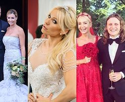 """Doda krytykuje ślubne suknie Rozenek i Szulim: """"Grzeczne dziewczynki mają pracę, niegrzeczne SPONSORÓW"""""""