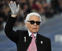 Karl Lagerfeld nie żyje! (Z OSTATNIEJ CHWILI)