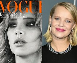 """Zjawiskowa Joanna Kulig na okładce polskiej edycji magazynu """"Vogue"""" (FOTO)"""