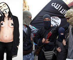 """Anonymous do ISIS: """"Znajdziemy was i ZNISZCZYMY"""""""