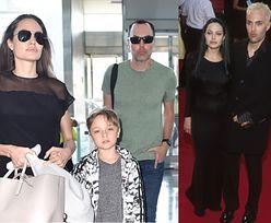 """""""Angelina jest nieznośna dla brata. Robi mu awantury, traktuje go jak asystenta"""""""