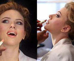Johansson przemienia się w Marilyn Monroe!