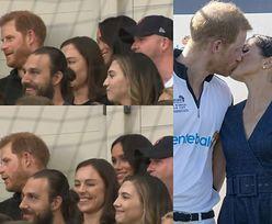 """Książę Harry ignoruje Meghan? Nowe nagranie poruszyło fanów. """"Ale ją olał!"""" (WIDEO)"""