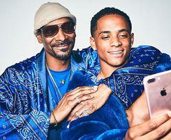 """Gwiazdor szkolnej drużyny i projektant majtek - tak wygląda """"młody i głodny"""" syn Snoop Dogga! (ZDJĘCIA)"""