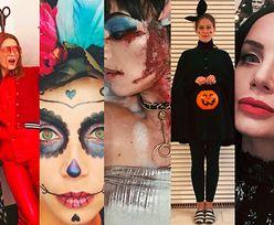 Polscy celebryci straszą w Halloween: Szulim, Maffashion, Fijał, Ślotała, Woliński... (ZDJĘCIA)