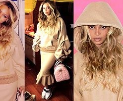 Beyonce półtora miesiąca po porodzie chwali się stylizacją za 24 tysiące (ZDJĘCIA)