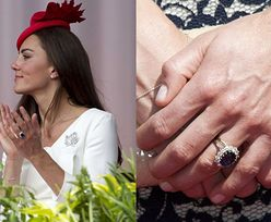 NAJDROŻSZE pierścionki zaręczynowe gwiazd! (ZDJĘCIA)