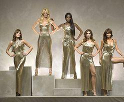 Złote Schiffer, Campbell, Bruni, Crawford i Christensen na zakończenie pokazu Versace (ZDJĘCIA)