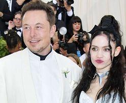 Elon Musk i Grimes spodziewają się dziecka? Wokalistka pokazała CIĄŻOWY BRZUSZEK (FOTO)