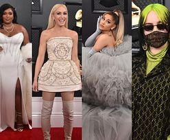 Gwiazdy na rozdaniu Grammy: Ariana Grande, Billie Eilish, Lizzo, Gwen Stefani, Dua Lipa... (ZDJĘCIA)