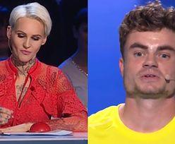 """Agnieszka Chylińska do półfinalisty """"Mam Talent"""": """"Zachowujesz się jak PALANT"""""""