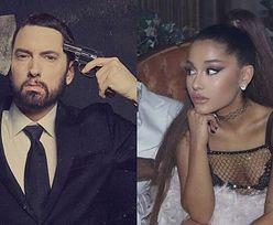 Eminem ZAŻARTOWAŁ Z ATAKU BOMBOWEGO na koncercie Ariany Grande!