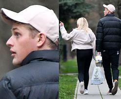 Jakub Kosel i Ciocia Liestyle na romantycznym spacerze z piwem Corona (ZDJĘCIA)