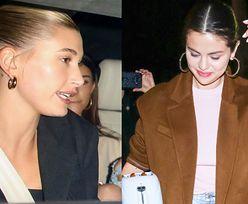 Selena Gomez i Hailey Bieber SPOTKAŁY SIĘ w tej samej restauracji!