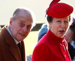 """Poruszona księżniczka Anna wspomina księcia Filipa: """"Był moim wsparciem, nauczycielem i krytykiem"""""""
