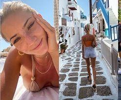 Arkadiusz Milik i Agata Sieramska relaksują się na rajskich wakacjach (ZDJĘCIA)