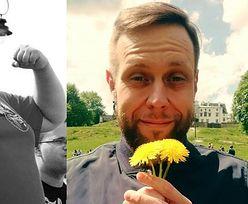 """Odmieniony Mateusz """"Big Boy"""" Borkowski z """"Gogglebox"""" ogłasza ŚMIERĆ dawnego siebie: """"Spoczywaj w pokoju, PROSIAKU"""" (FOTO)"""