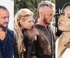 """Baruś i Blania jak Ragnar i Lagertha z """"Wikingów""""? Muzyk daje nam wskazówki na kubkach z kawą..."""