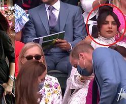 Priyanka Chopra, przyjaciółka Meghan Markle, IGNOROWAŁA Kate i Williama na Wimbledonie!