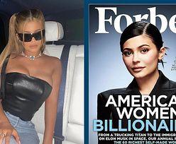 """Kylie Jenner wcale NIE JEST MILIARDERKĄ? """"Prawdopodobnie podała fałszywe dane na temat swojej firmy"""""""