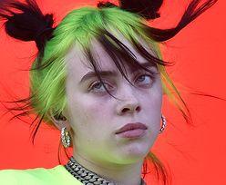 Billie Eilish przefarbowała się na BLOND! (FOTO)