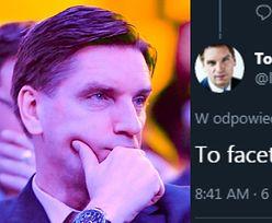 """""""Postępowy"""" Tomasz Lis obrusza się na Harry'ego Stylesa w koralikach: """"TO FACET?"""""""