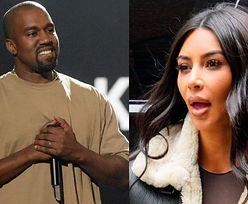 Kanye West rozpowiada znajomym, że Kim Kardashian do niego WRÓCIŁA