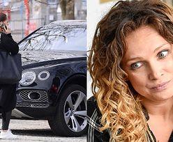 Joanna Liszowska padła ofiarą ZŁODZIEI! Skradziono jej bentleya wartego 750 tysięcy złotych